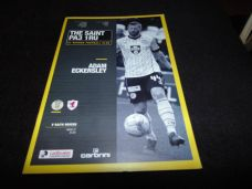 St Mirren v Raith Rovers, 2016/17